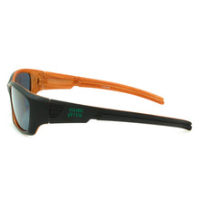 Load image into Gallery viewer, Boys Sport Sunglasses Daytona Black/Dark Wood