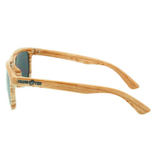 Load image into Gallery viewer, Boys Classic Sunglasses Waikiki Wood