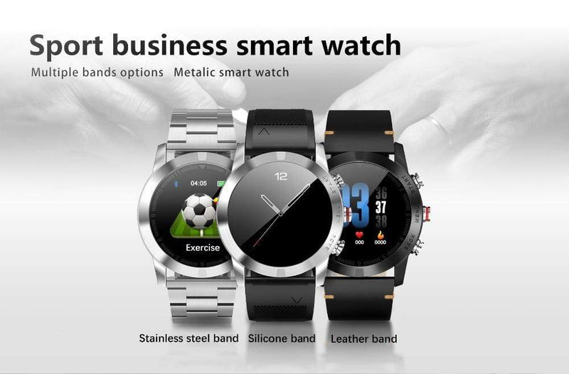 Montre intelligente IP68 étanche Bluetooth 4.2