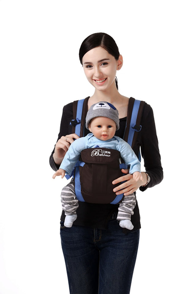 Breathable Front Facing Baby Carrier