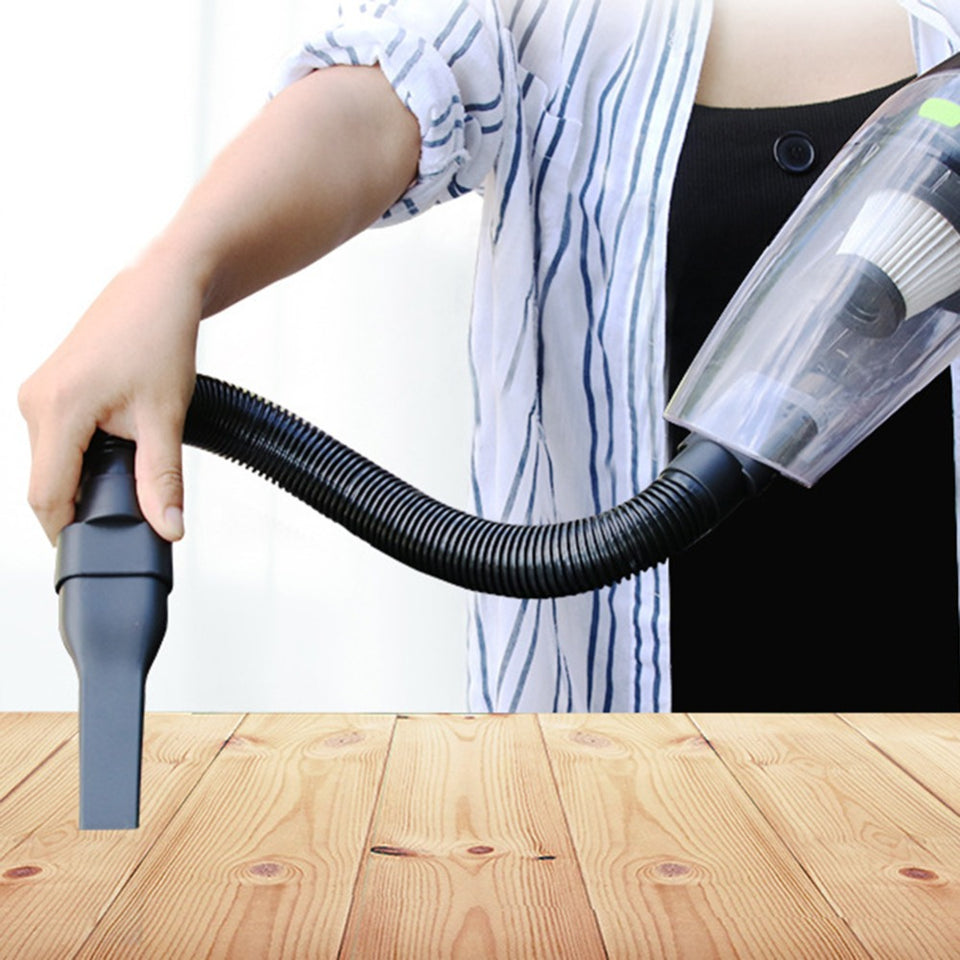Wireless Car & Home Mini Vacuum Cleaner Handheld