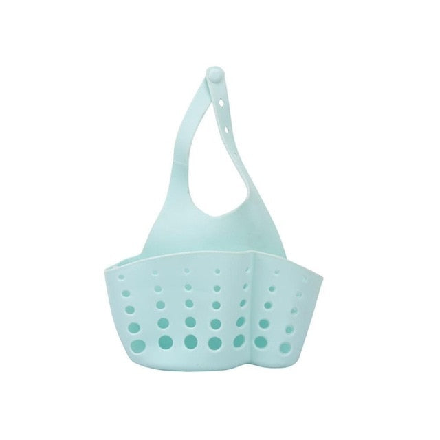 Sponge Storage Hanging Basket Drainer Kitchen
