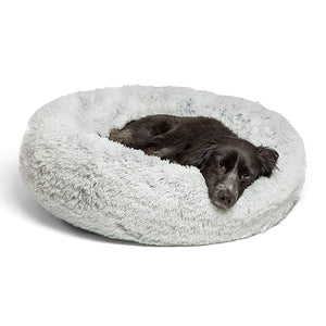 Warm Dog Bed 5 Sizes Round Pet