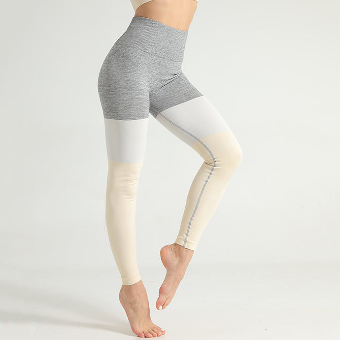 EVERYDAY SEAMLESS LEGGINGS YELLOW