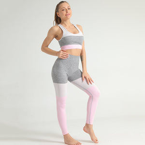 EVERYDAY SEAMLESS LEGGINGS PINK