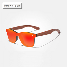 Load image into Gallery viewer, BUBINGA PHANTOM SUNGLASSES