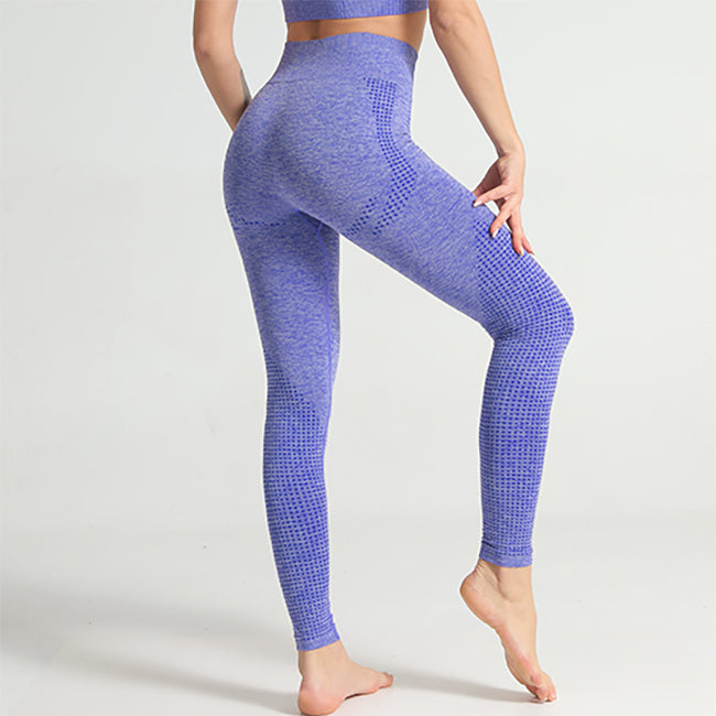 HYPERFLEX SEAMLESS LEGGINGS INDIGO