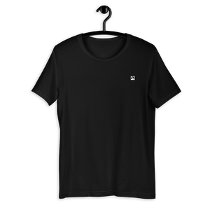 BASIC SLIM-FIT TEE BLACK