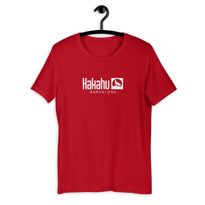 KAKAHU SLIM-FIT TEE RED