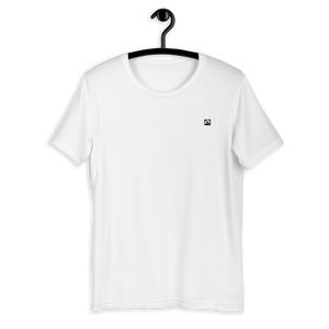 BASIC SLIM-FIT TEE WHITE