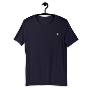 BASIC SLIM-FIT TEE NAVY