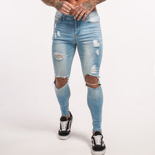 Load image into Gallery viewer, HOPP SKINNY JEANS LIGHT BLUE - Kakahu Store