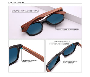 BUBINGA PHANTOM SUNGLASSES