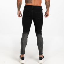 Load image into Gallery viewer, BLEND SKINNY JEANS WASHED BLACK
