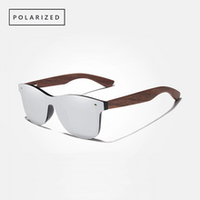 Load image into Gallery viewer, WALNUT PHANTOM SUNGLASSES