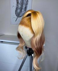 613 13x6 HD Lace Frontal Wig