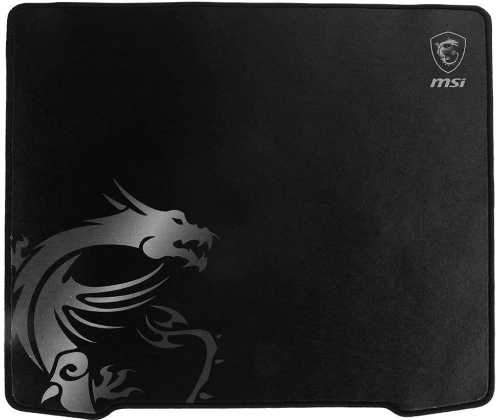 MSI AGILITY GD30 Anti-Slip Gaming Mouse Pad Ultra-Smooth