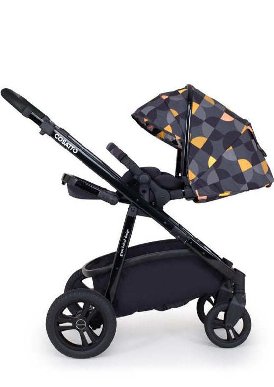 Wow Continental Pushchair