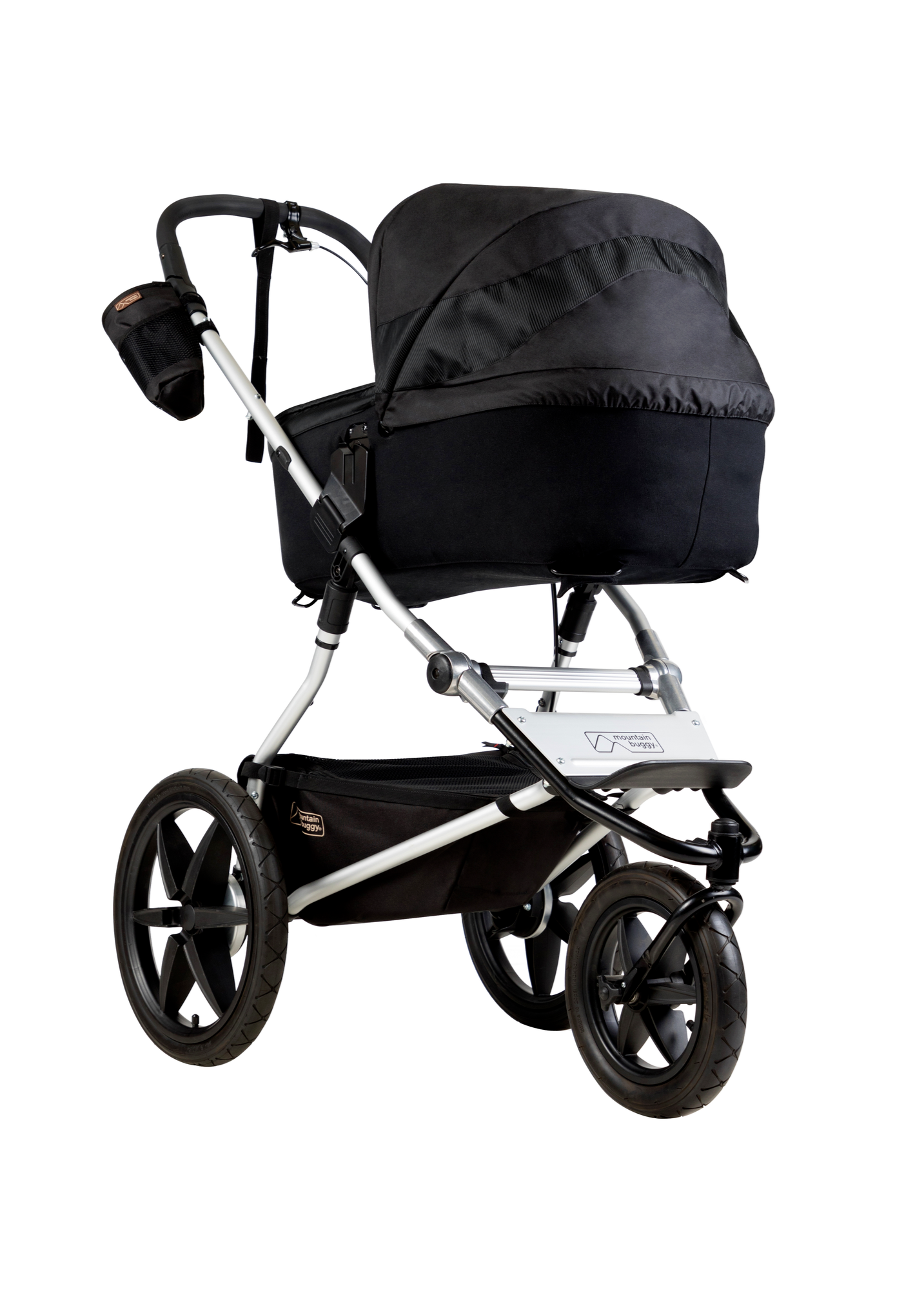 Mountain Buggy Carrycot plus for Urban Jungle Terrain and +one in Onyx