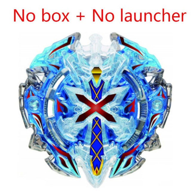 New Beyblade burst starter Bey Blade blades metal fusion bayblade with launcher stater set high performance battling top