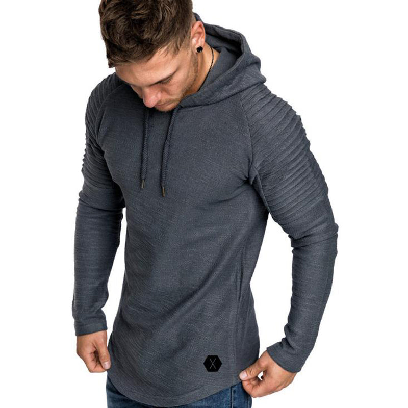 Mens Hoodies Brand Solid Color Sweatshirts Fashion Male Bamboo Fiber Hoodie Autumn Winter Hoodie Mens Long-sleeved