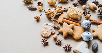 6 BEAUTY TIPS FOR THE GINGERBREAD SEASON