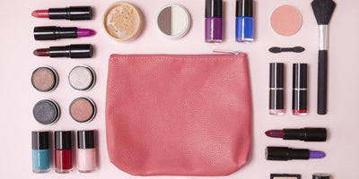 "SHOULD YOU ""MARIE KONDO"" YOUR MAKEUP ROUTINE?"