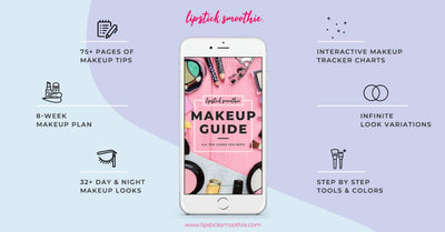 THE MAKEUP GUIDE <br> THE MAKING OF