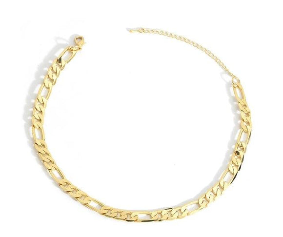 Cuban Link Choker - Fancourt & Co.