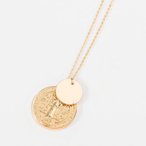 Mother Mary Pendant - Fancourt & Co.