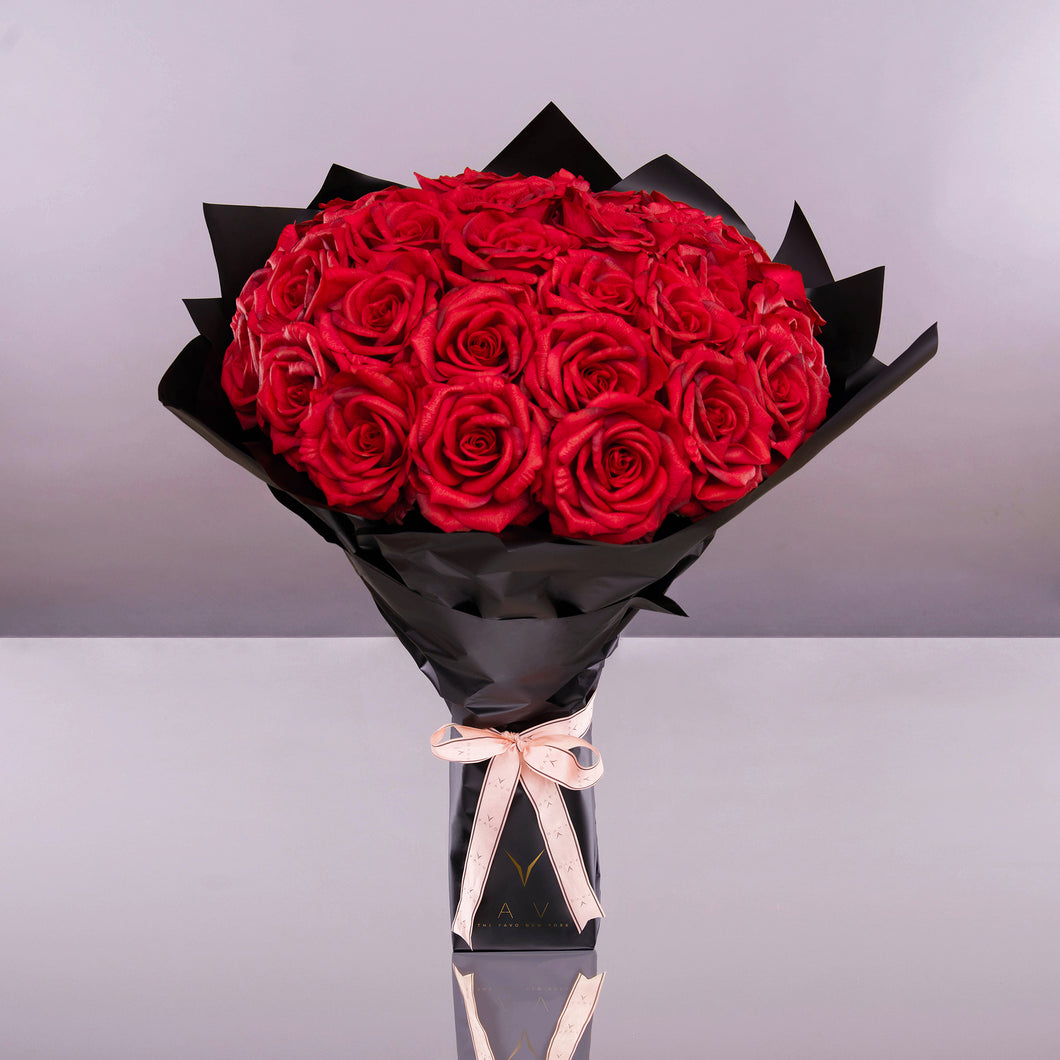 Be My Valentine - Passion (36 Roses)