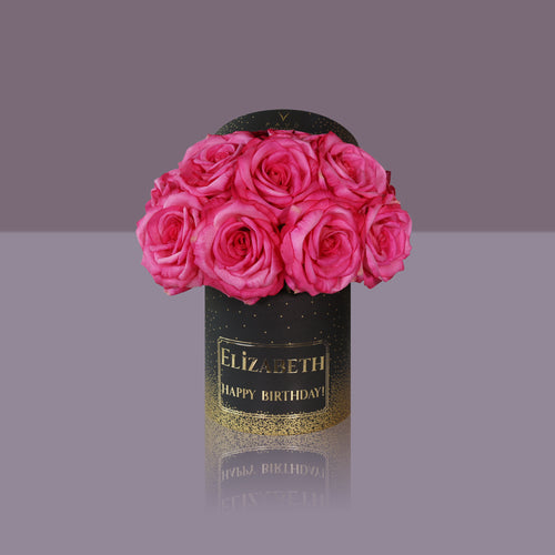 12 Rosé Madonna Rose Box (Black Box)