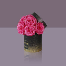 Load image into Gallery viewer, 12 Rosé Madonna Rose Box (Black Box)