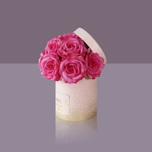 Load image into Gallery viewer, 12 Rosé Madonna Rose Box (Pavo Pink)