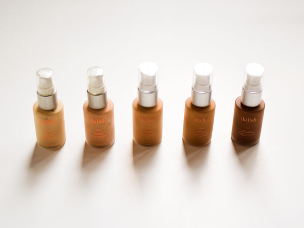Sneak Peak at our NEW Foundation Shades!