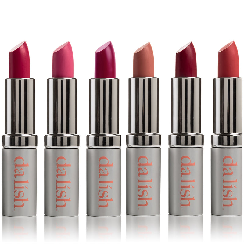 LIPSTICKS MATTE - 7 SHADES