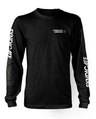 """Racer"" Black Long Sleeve"