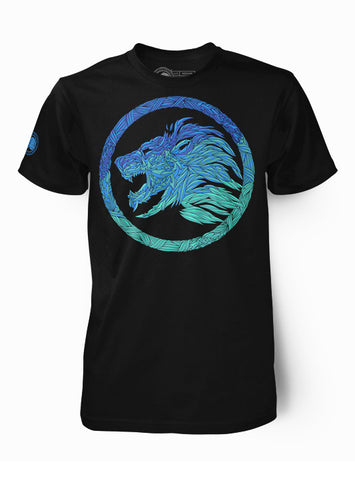 """Roar"" Black & Blue"