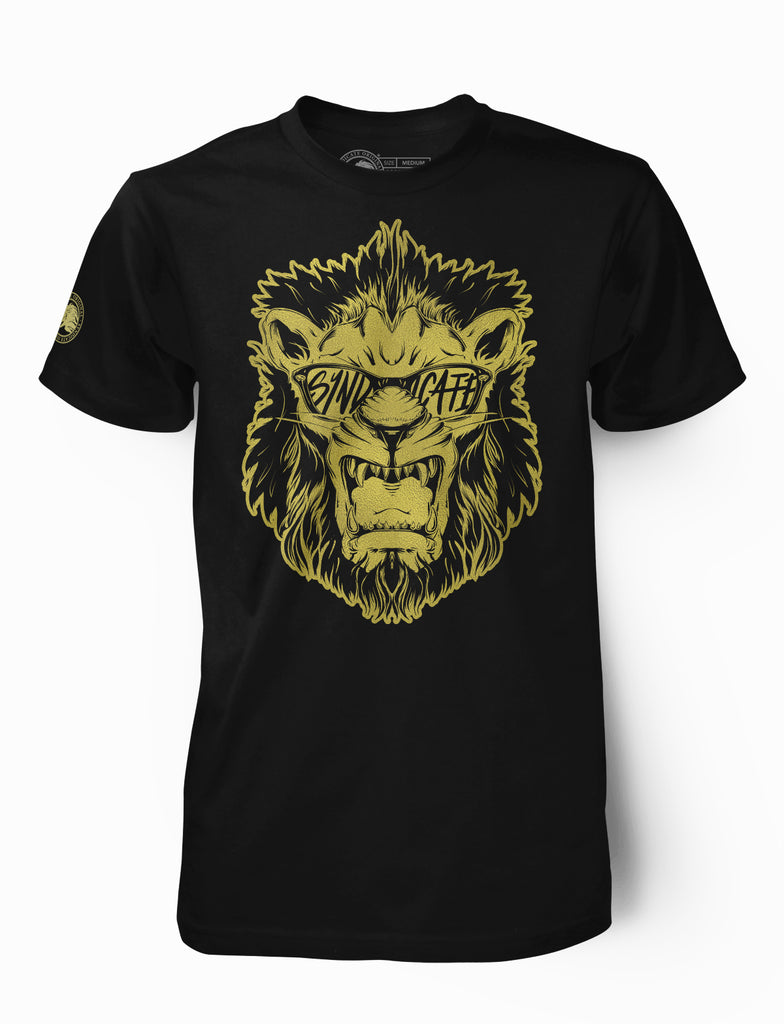 "Men's ""Riot Lion"" Limited Edition Gold Pre-Order"