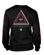 """Vision"" Black Long Sleeve"