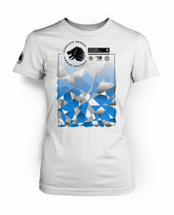 "Women's ""Trigon"" White"