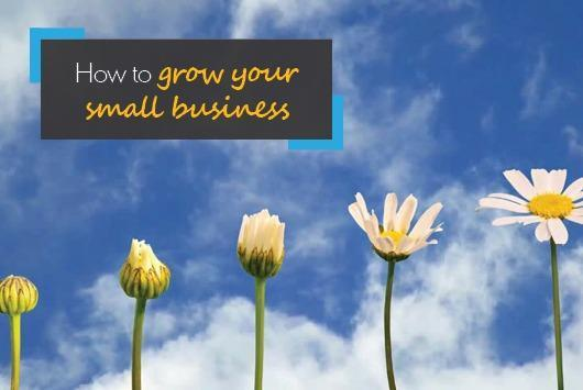 Be your own success story -  How to grow your small business