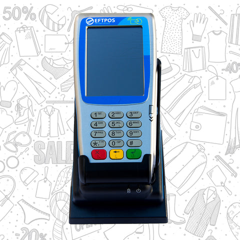 MOBILE CARD MACHINE - SINGLE SIM