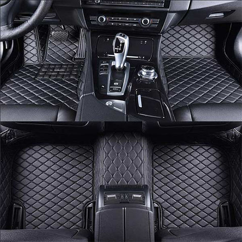Custom Fit Luxury Car Mats (July Special Sale!)