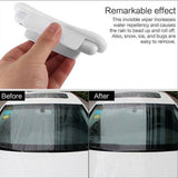 Invisible Windshield Wiper