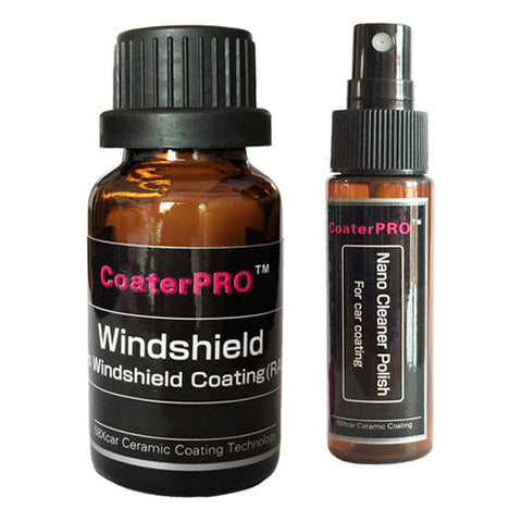 Nano Windshield Coating Formula (Glass)