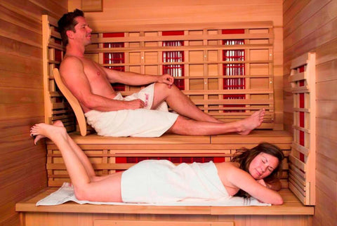 Health Mate Elevated Health Sauna