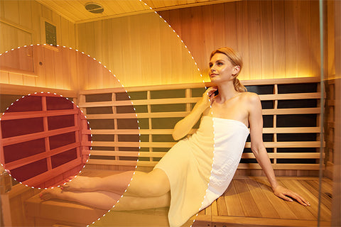 Jacuzzi Clearlight Full Spectrum Infrared Saunas
