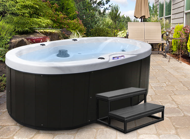 American Spa AM418B-1- 2 Person Hot Tub