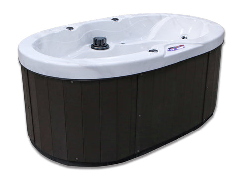 Image of American Spa AM418B-1- 2 Person Hot Tub
